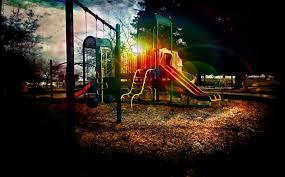 politicising the playground